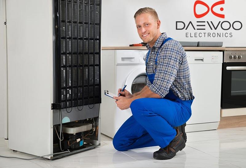 نمایندگی تعمیرات یخچال دوو در کرج