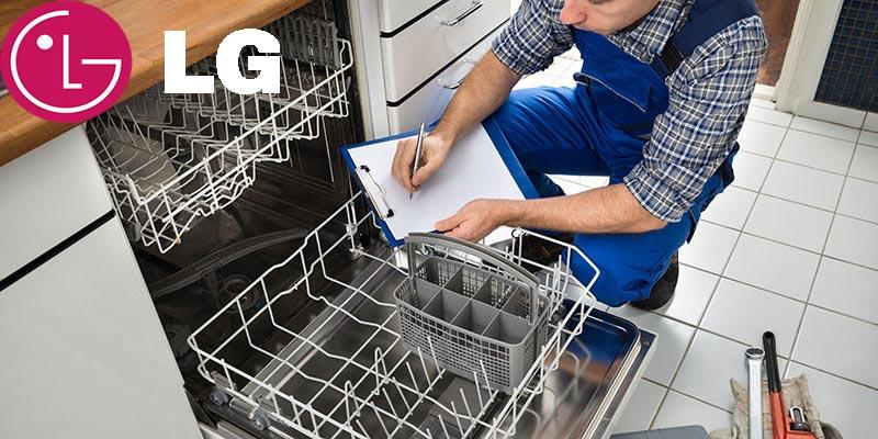 نمایندگی تعمیرات ماشین ظرفشویی ال جی در کرج
