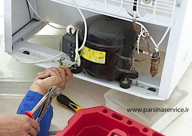 تعمیر تخصصی یخچال وستینگهاوس در کرج