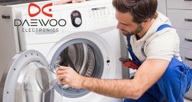 نمایندگی تعمیرات ماشین لباسشویی دوو در کرج