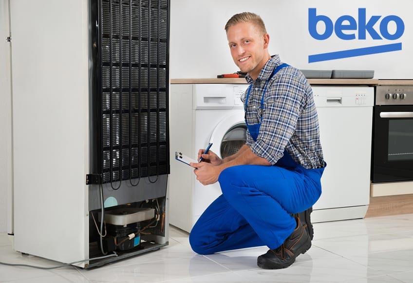 نمایندگی تعمیرات یخچال بکو در کرج