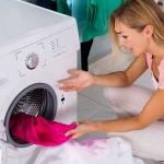 ترفندهای برای تمیزتر شدن لباس ها در ماشین لباسشویی