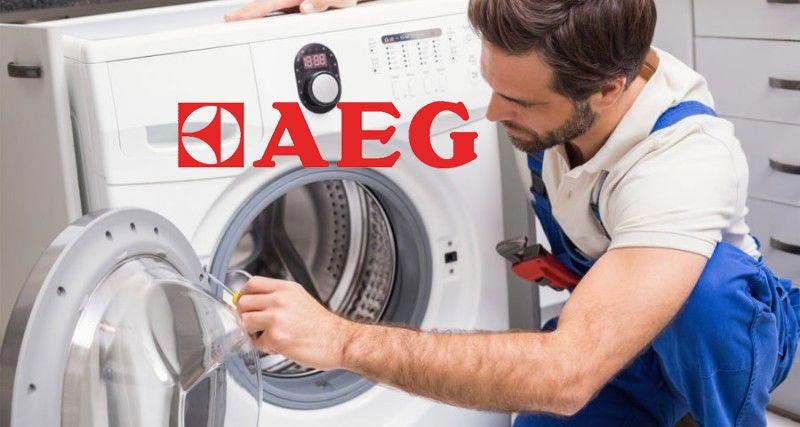 نمایندگی تعمیرات ماشین لباسشویی آاگ در کرج