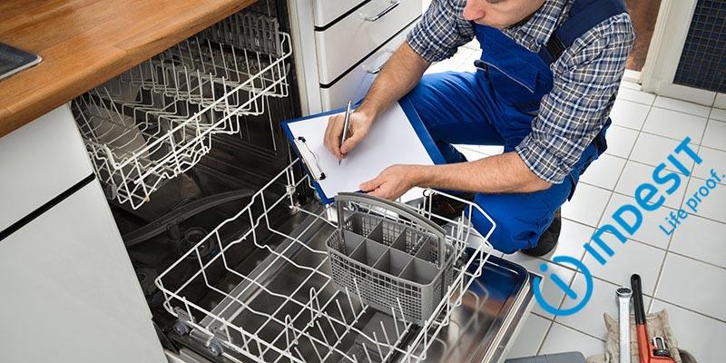 نمایندگی تعمیرات ماشین ظرفشویی ایندزیت در کرج