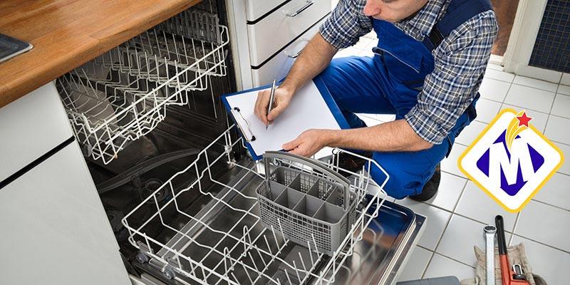 تعمیرات ماشین ظرفشویی مجیک در کرج