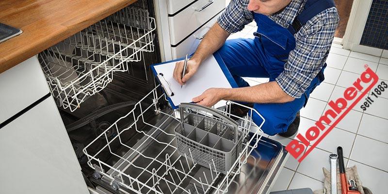 نمایندگی تعمیرات ماشین ظرفشویی بلومبرگ در کرج