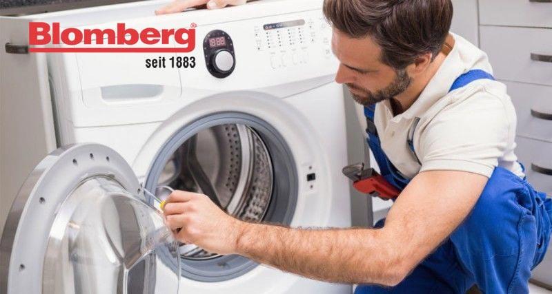 نمایندگی تعمیرات ماشین لباسشویی بلومبرگ در کرج