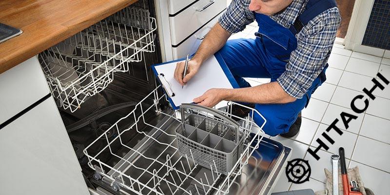 نمایندگی تعمیرات ماشین ظرفشویی هیتاچی در کرج