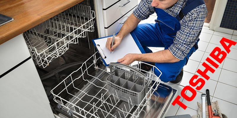 نمایندگی تعمیرات ماشین ظرفشویی توشیبا در کرج