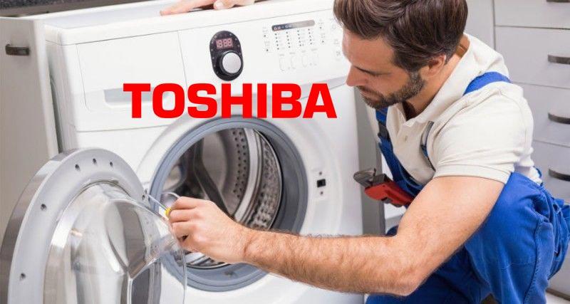 نمایندگی تعمیرات ماشین لباسشویی توشیبا در کرج