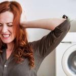 علت سر و صدای زیاد ماشین لباسشویی چیست؟