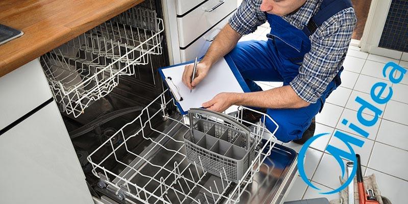 نمایندگی تعمیرات ماشین ظرفشویی مدیا در کرج