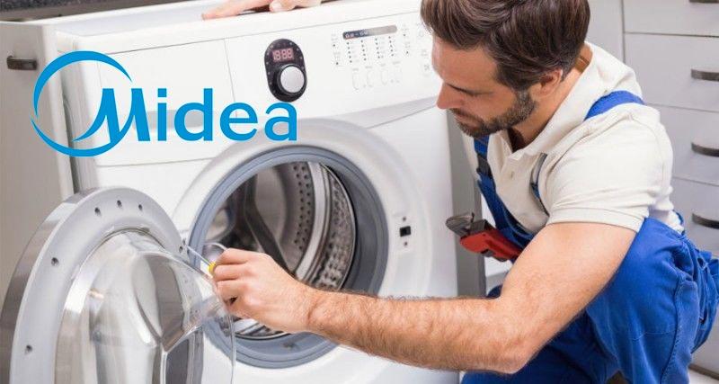 نمایندگی تعمیرات ماشین لباسشویی مدیا در کرج