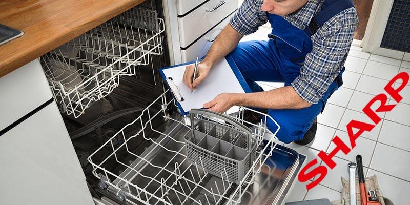نمایندگی تعمیرات ماشین ظرفشویی شارپ در کرج