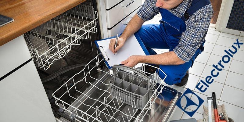 نمایندگی تعمیرات ماشین ظرفشویی الکترولوکس در کرج