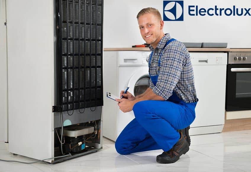 نمایندگی تعمیرات یخچال الکترولوکس در کرج