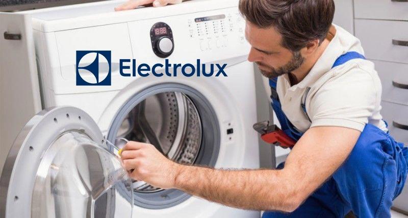 نمایندگی تعمیرات ماشین لباسشویی الکترولوکس در کرج