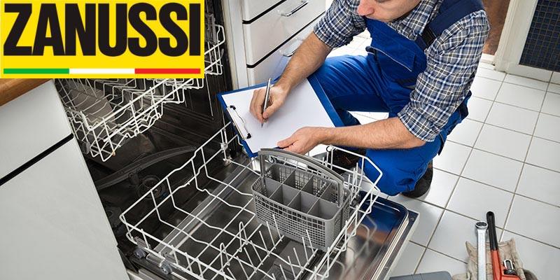 نمایندگی تعمیرات ماشین ظرفشویی زانوسی در کرج