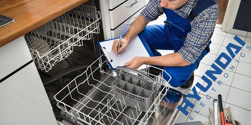 نمایندگی تعمیرات ماشین ظرفشویی هیوندای در کرج
