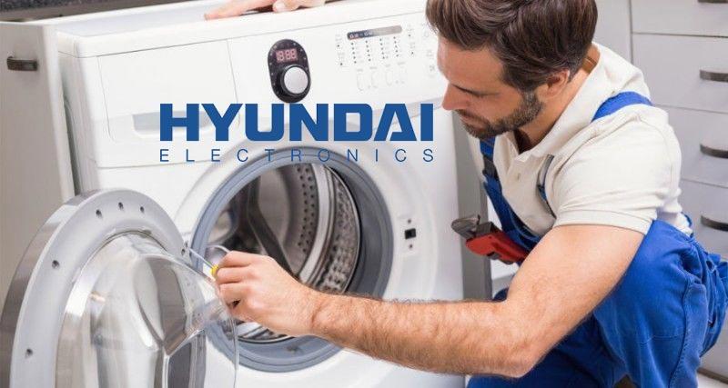 نمایندگی تعمیرات ماشین لباسشویی هیوندای در کرج